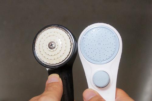 DIY - シャワーヘッドの交換