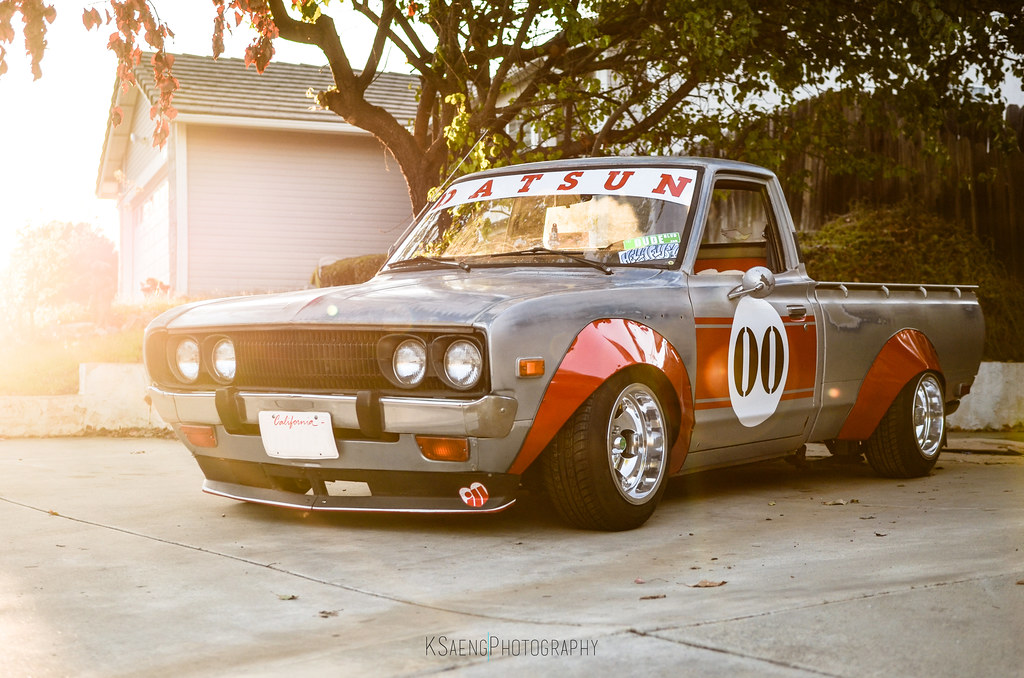 Landons Datsun 620