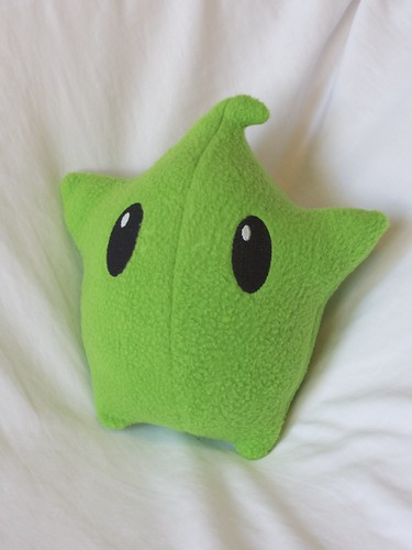 Green Luma | by Foobarsoft