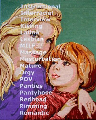 Redhead milf massage