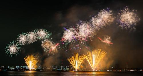 Kobe Fireworks 2014 11