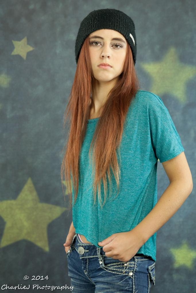 Juliet teen model