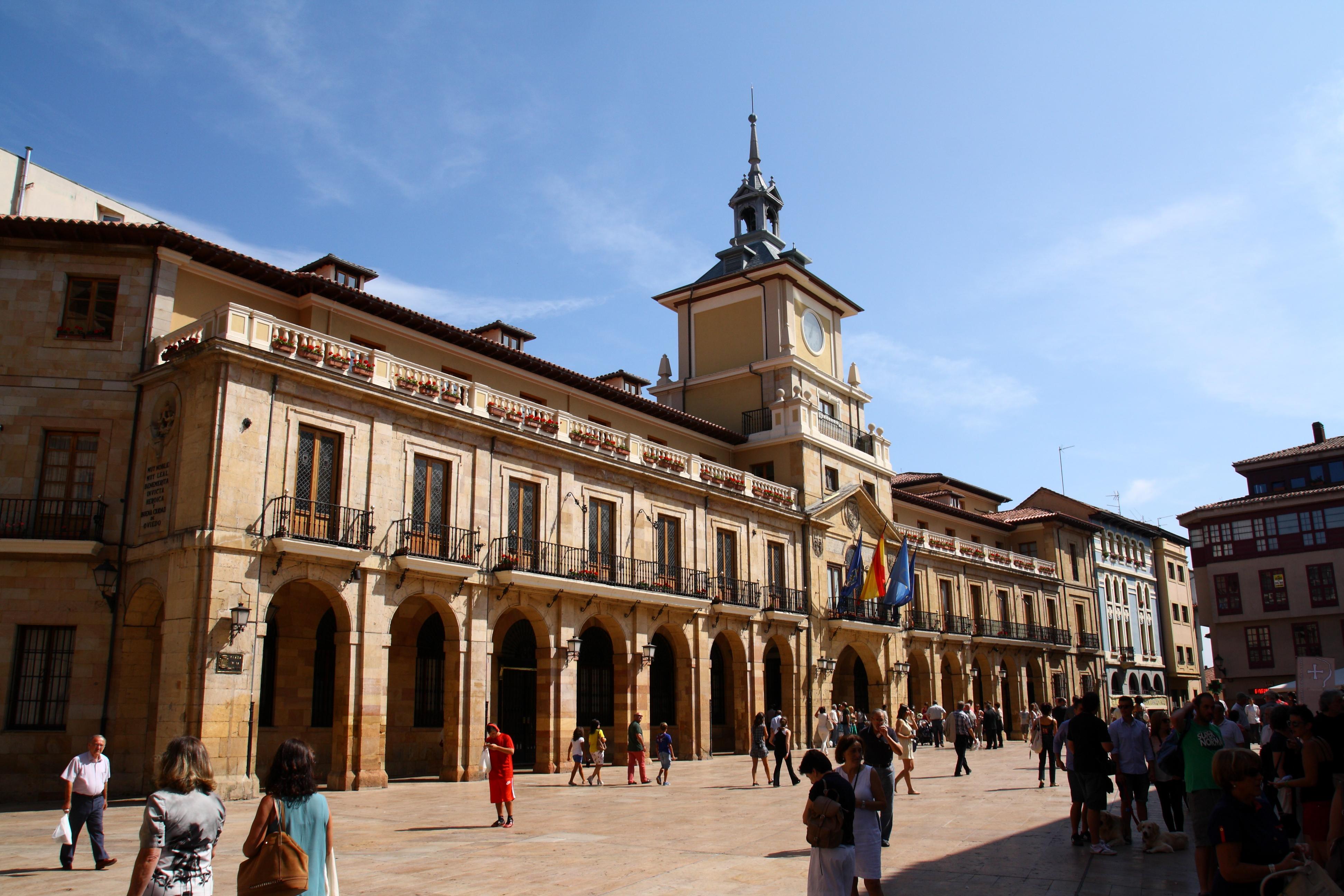 Visitar Oviedo en un día - Ayuntamiento de Oviedo