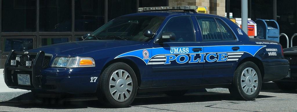 Image result for umass police
