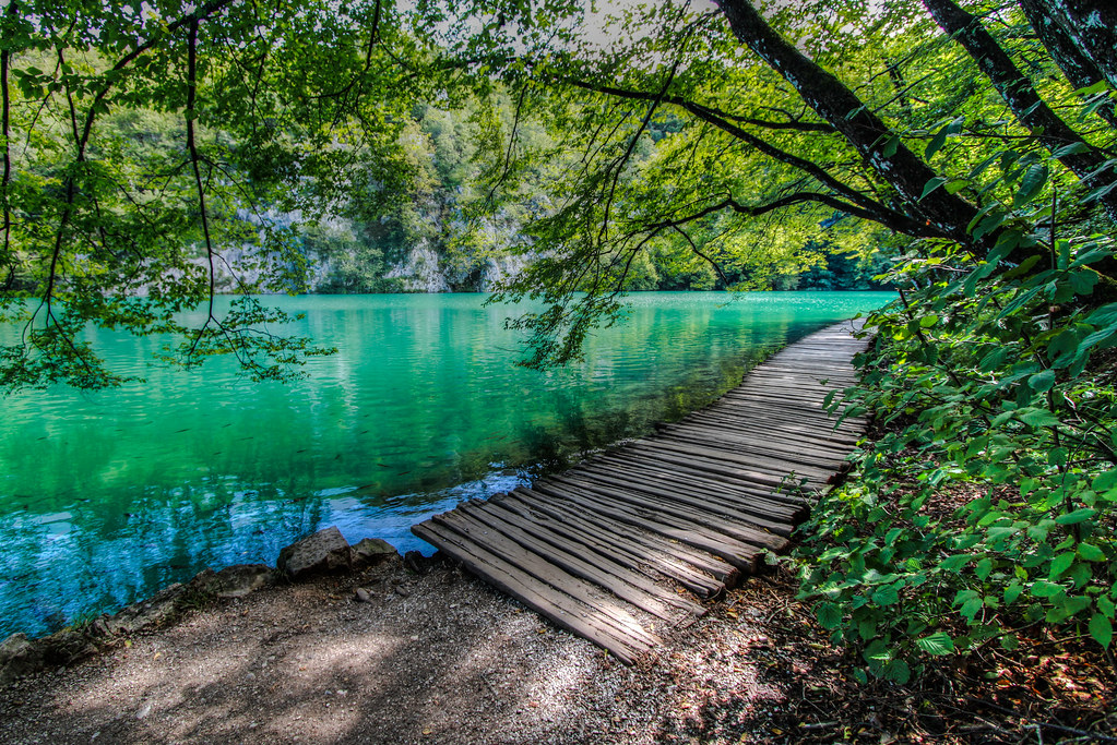 0397 - Croatia, Plitvice National Park HDR