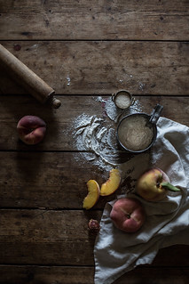peach & cardamom scones | by Beth Kirby | {local milk}