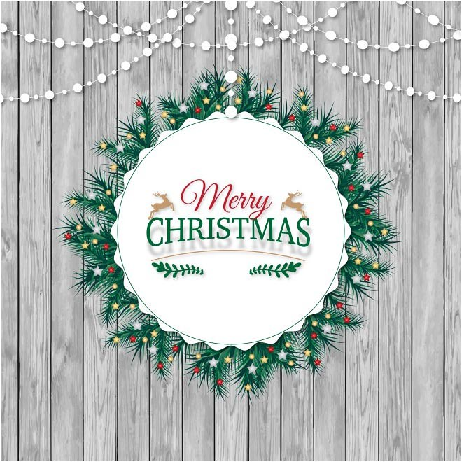 free vector Merry Xmas greeting card template | Merry Xmas g… | Flickr