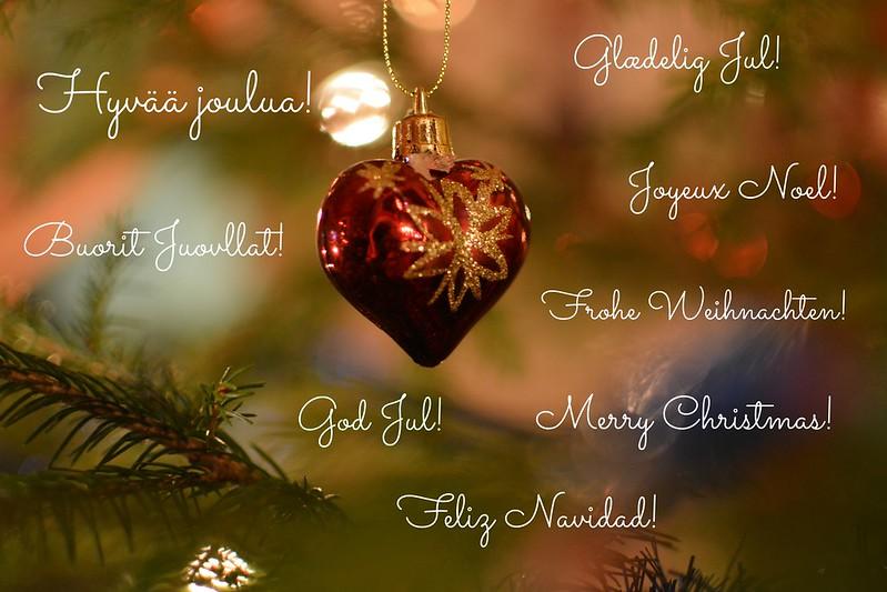 joulutoivotus