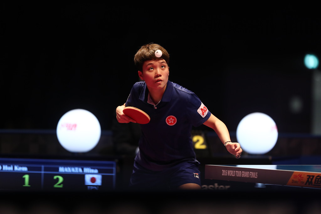 Day Two Qualification: Seamaster 2017 ITTF World Tour Platinum Australian Open