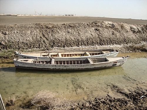 Fishing craft, Khor Al-Zubair | by Earth & Marine Environmental Consultants (EAME)