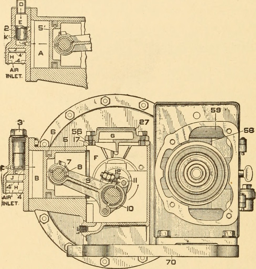 Image From Page 197 Of Air Brakes An Up To Date Treatise Flickr Schematic