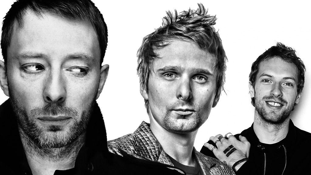 Thom Yorke Matt Bellamy Chris Martin Wallpaper Featuring Flickr
