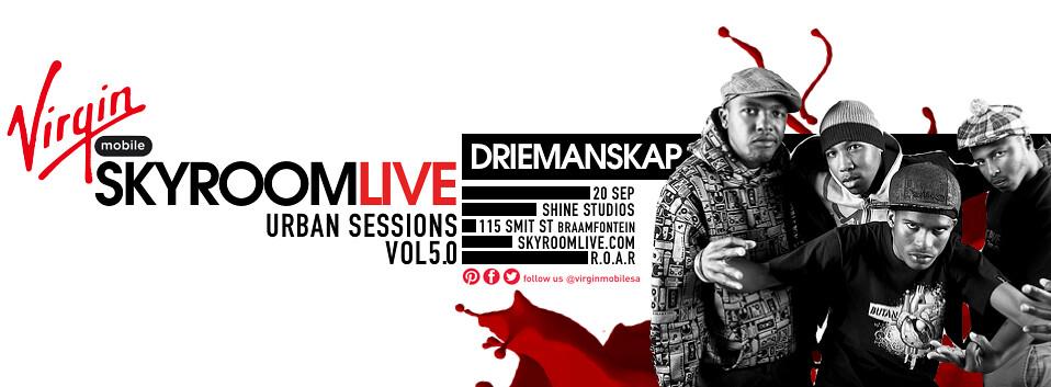 Amazing Sky Room Live Part - 7: ... Driemanskap On Skyroom Live   By Dplanet::