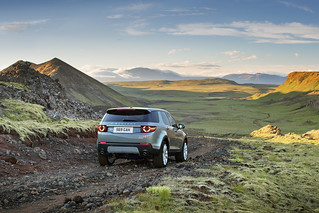 Land Rover Discovery Sport | Iceland | by landrovermena
