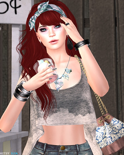 Summer Music Festival (New Post @ Second Life Fashion Addict) | by Jhuzen Ketsugo (Ketsy)