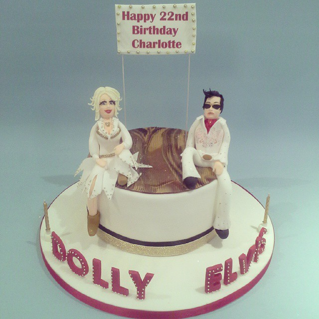 Elvis And Dolly Share The Stage For A Special Birthday C Flickr