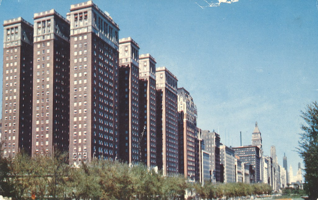 Conrad Hilton Hotel - Chicago, Illinois