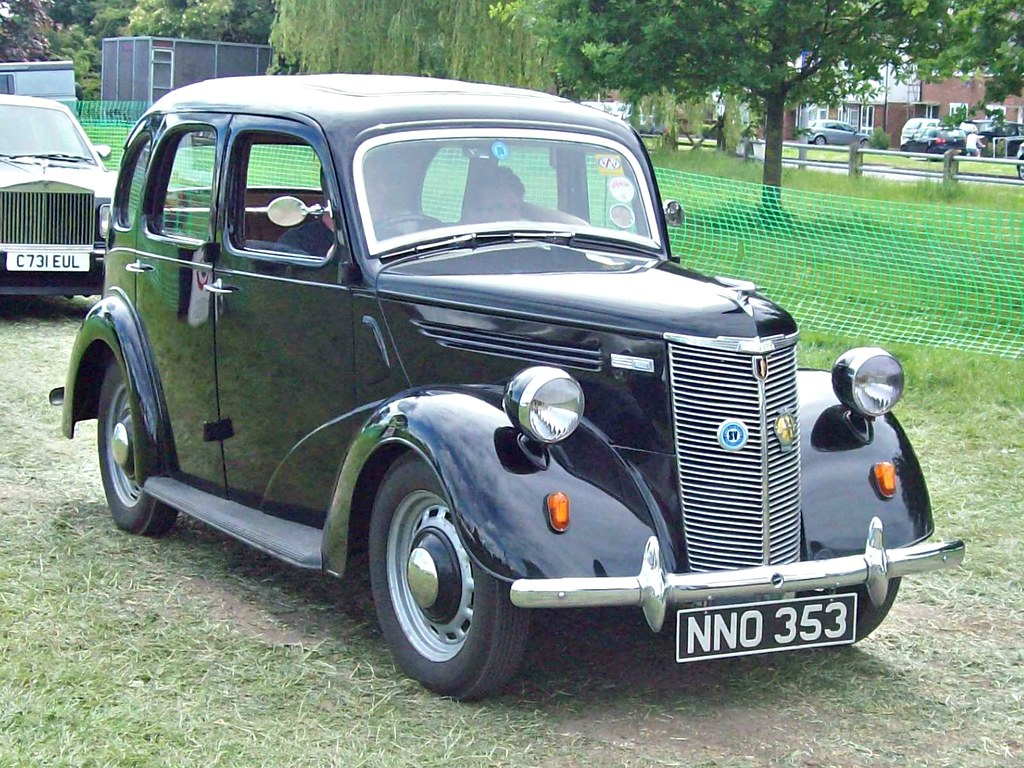 ... robertknight16 354 Ford Prefect E93A (1948) | by robertknight16
