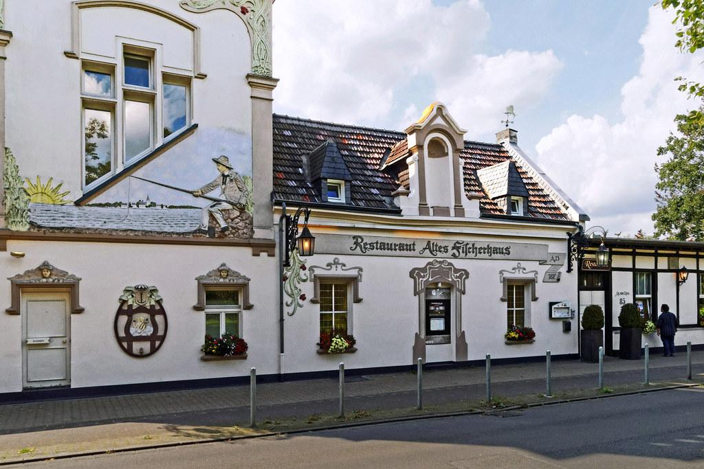 Altes Fischerhaus altes fischerhaus 3 in düsseldorf benrath düsseldorf benra flickr