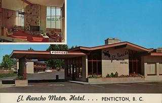 el rancho motor hotel penticton bc swellmap flickr