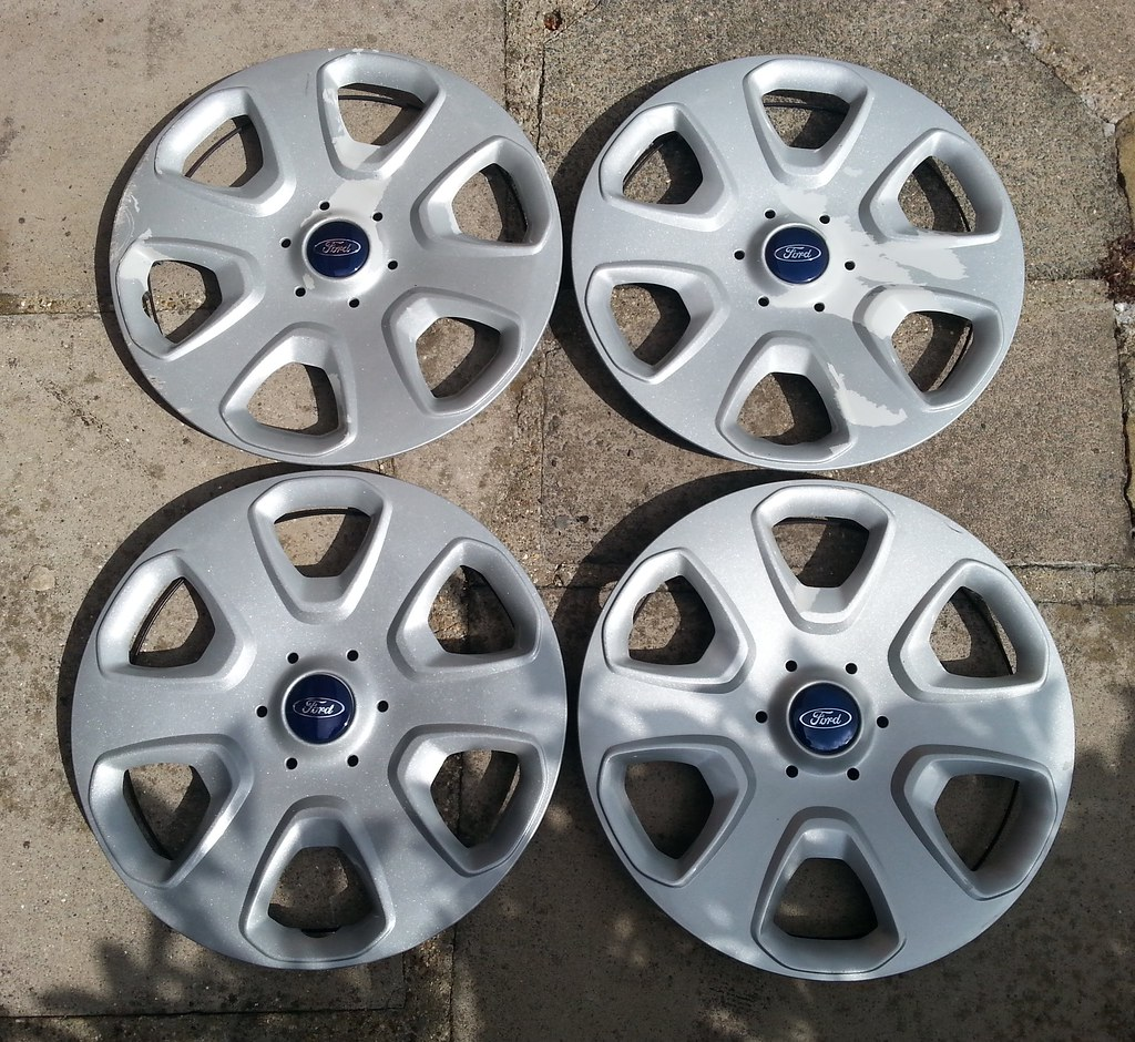 Ford Ka Wheel Trims By F Ajm