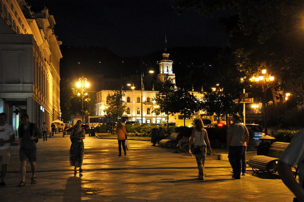 104 Площадь Свободы Тбилиси
