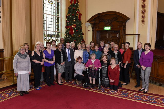 Older Volunteer Awards 2016