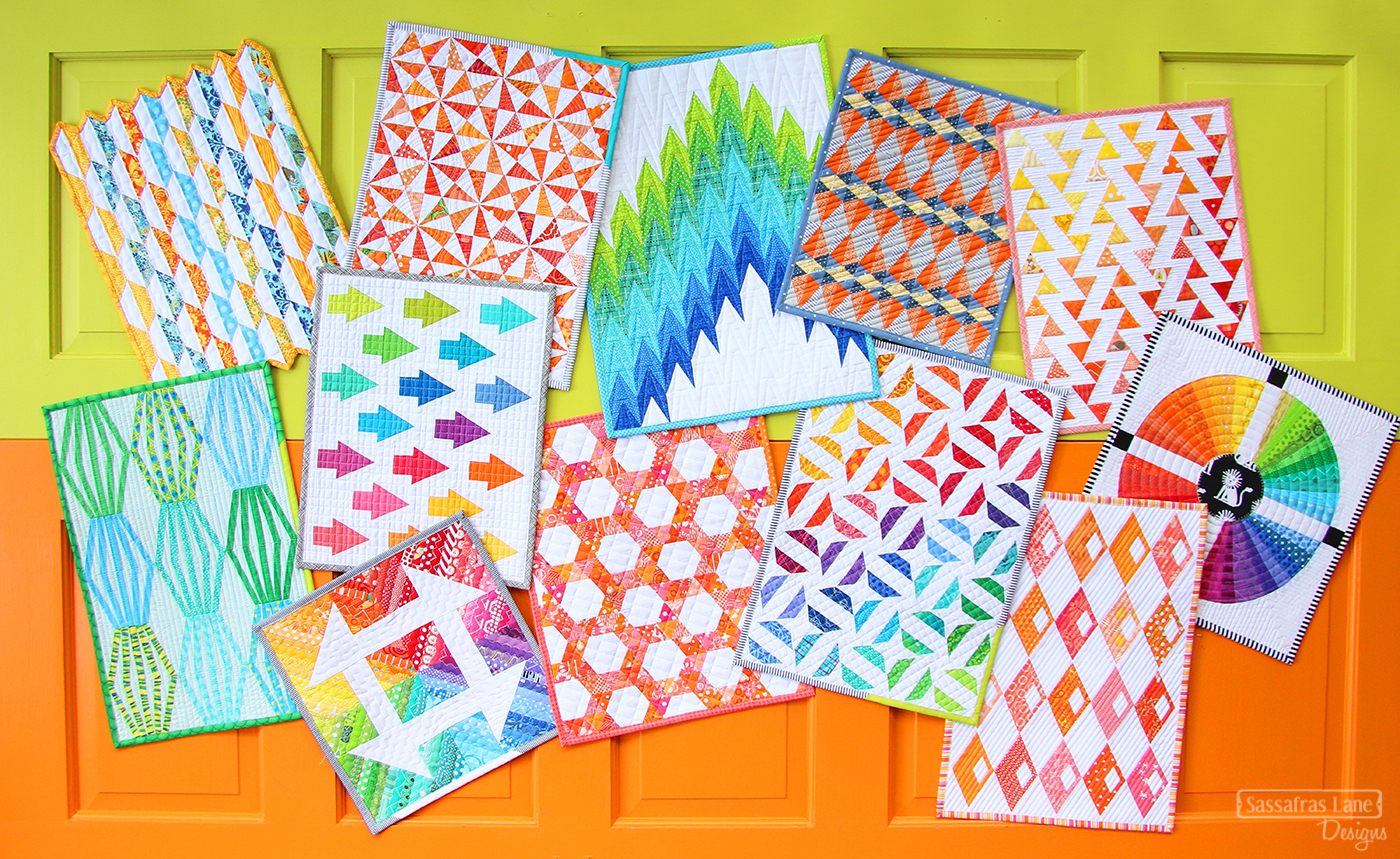 Sassafras Lane Mini Quilts