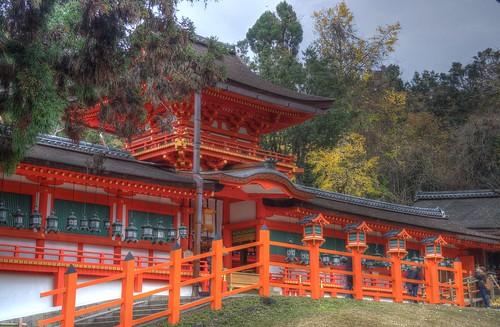 Kasuga Taisya Shrine on NOV 30, 2016 vol02 (23)