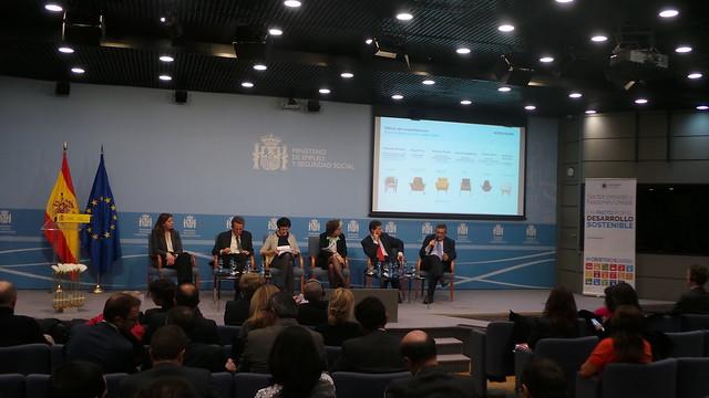 Jornada Ministerio de Trabajo y Pacto Mundial España