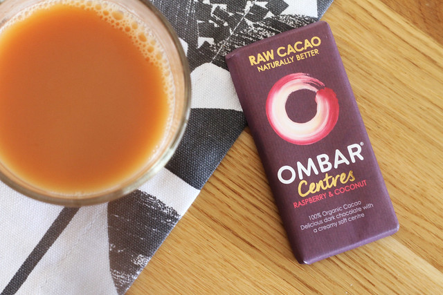 Ombar Raspberry & Coconut Centres Review