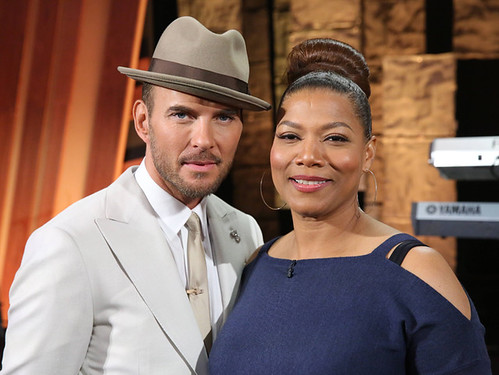 Matt Goss and Queen Latifah | by MattGossMusic