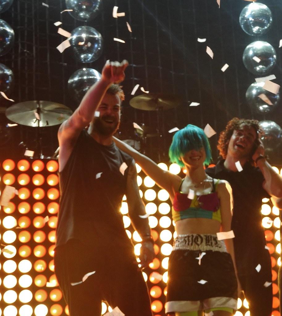 Paramore 2014 Live