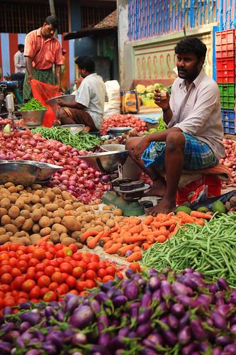 Street vendor with a nice ass - 3 part 8