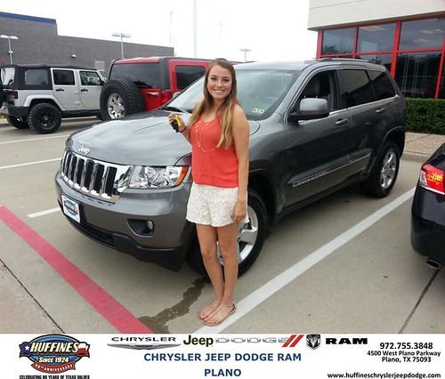 Congratulations To Sarah Barnes On Your Jeep Grand Chero