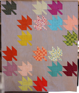 maple tree quilt | by The Busy Bean