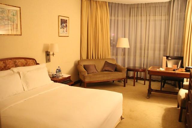 Langham Hotel Room