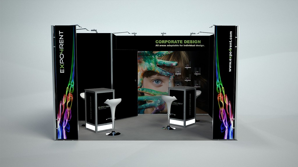 Corner Exhibition Stands Xbox : A expo rent germany expo cunsult customized booth standsu flickr