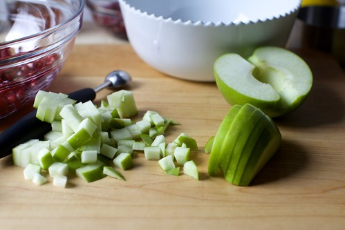 diced apple | by smitten kitchen