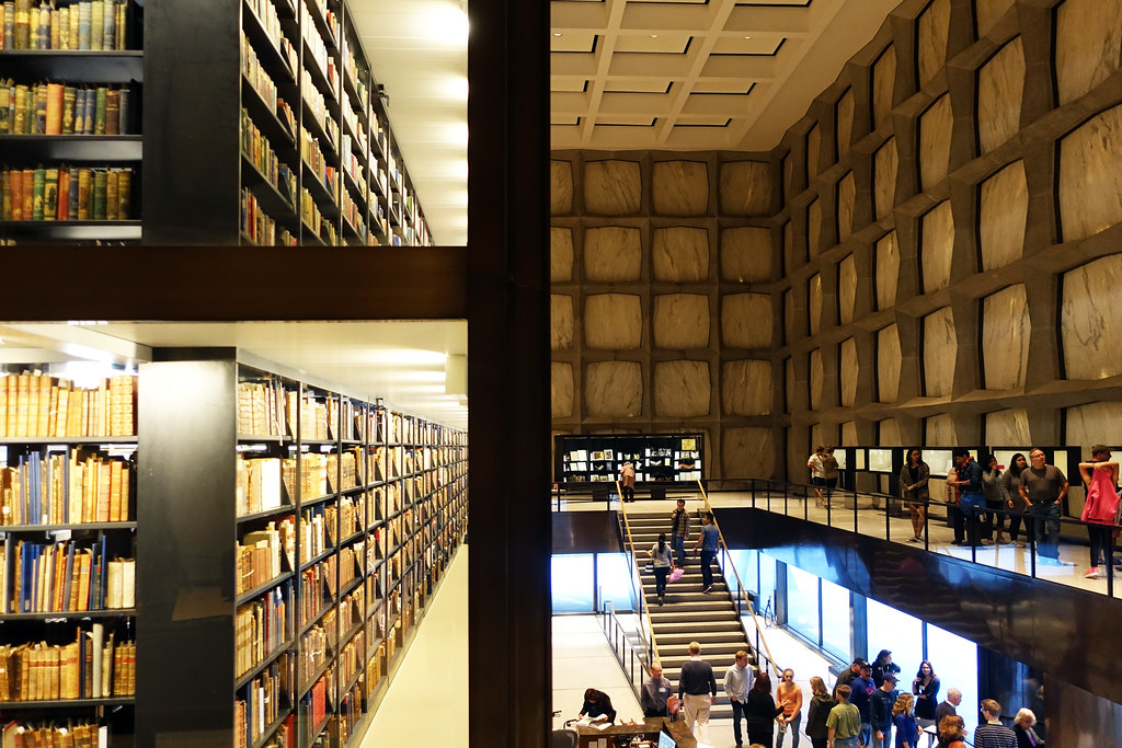Beinecke Library 4