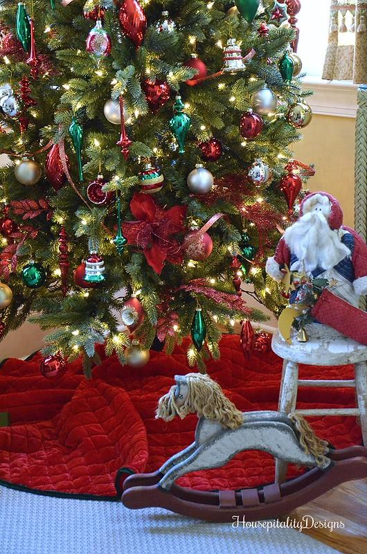 Christmas-Tree-Sunroom-Housepitality Designs