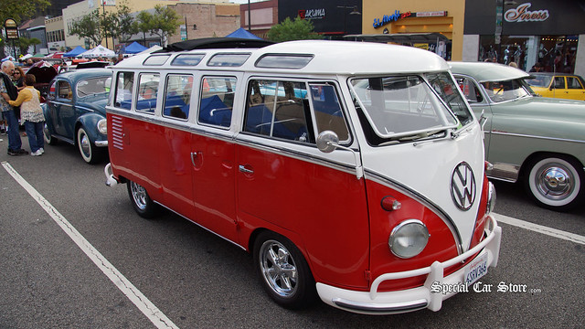 1961 Volkswagen Bus