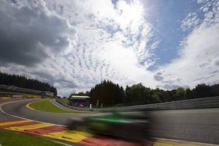 2014 Belgian Grand Prix: FP1 & FP2 | by CaterhamF1