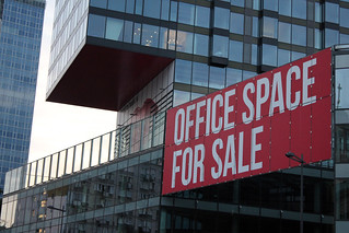 """Office space for sale"" 