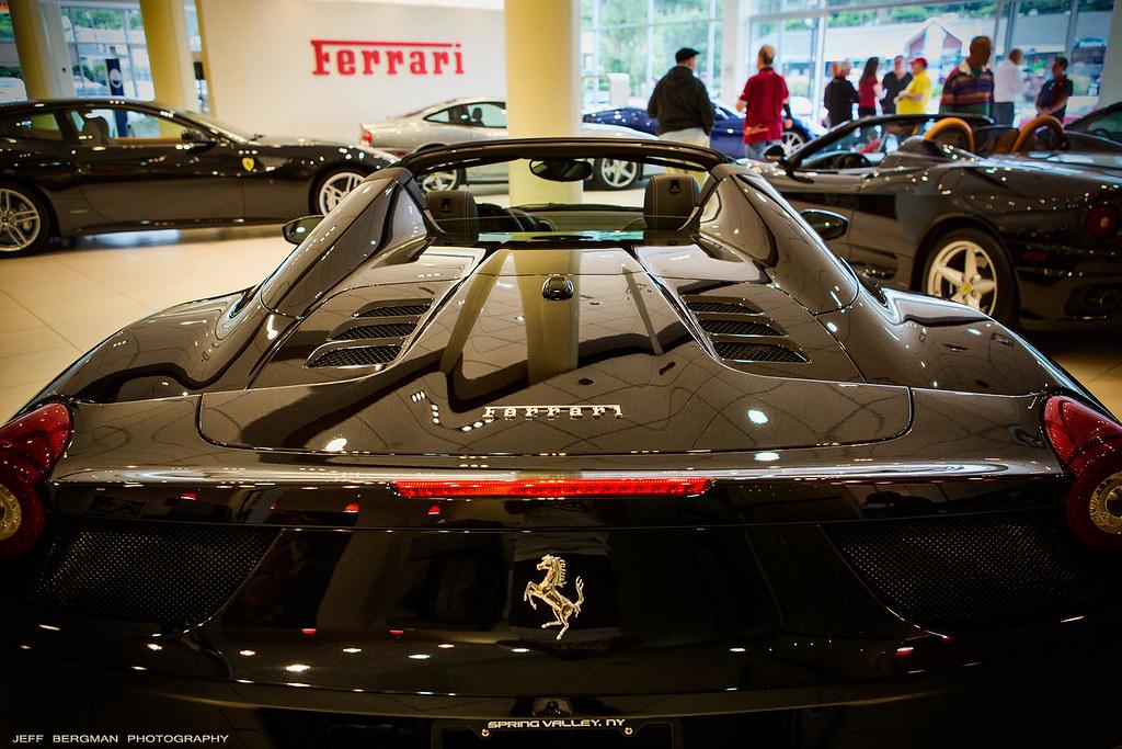 Ferrari 458 Spider - Wide World Ferrari Maserati - Cars & …   Flickr