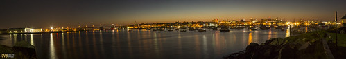 portland, maine (night skyline) | by Eva Blue
