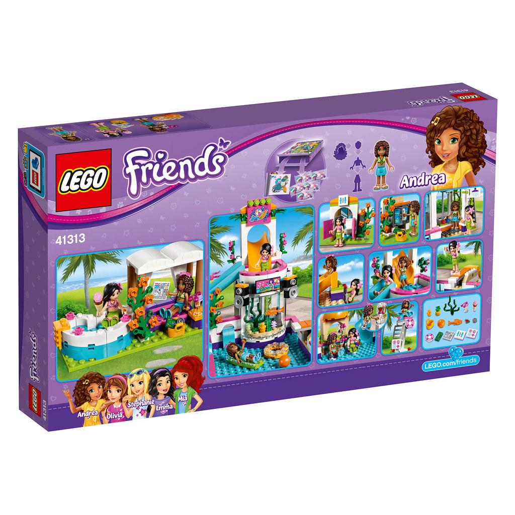 LEGO Friends Heartlake Summer Pool (41313)