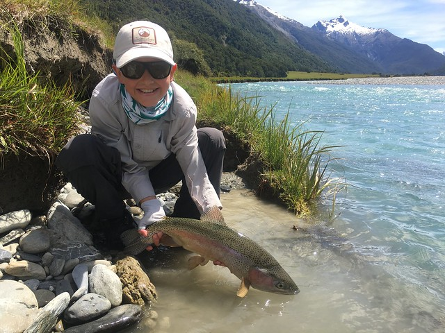 Cedar Lodge Fly Fishing