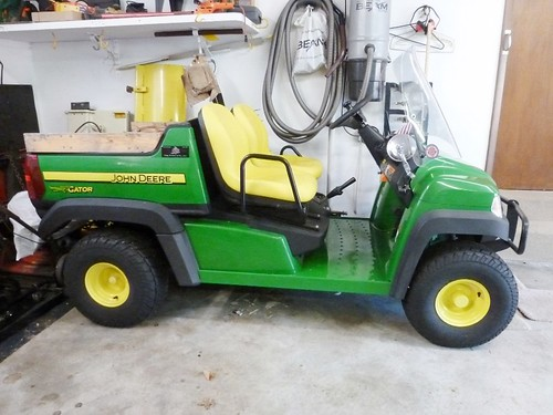 John Deere Gator 2wd only 69 hrs | by thornhill3