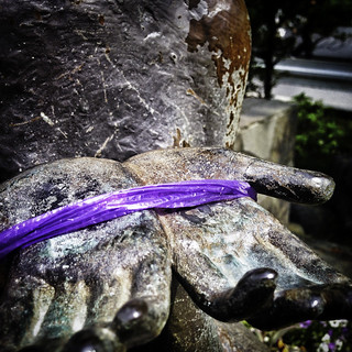 My Kasai Girl with Purple Plastic Twine | by jacob schere [in the 03 strategically planning]